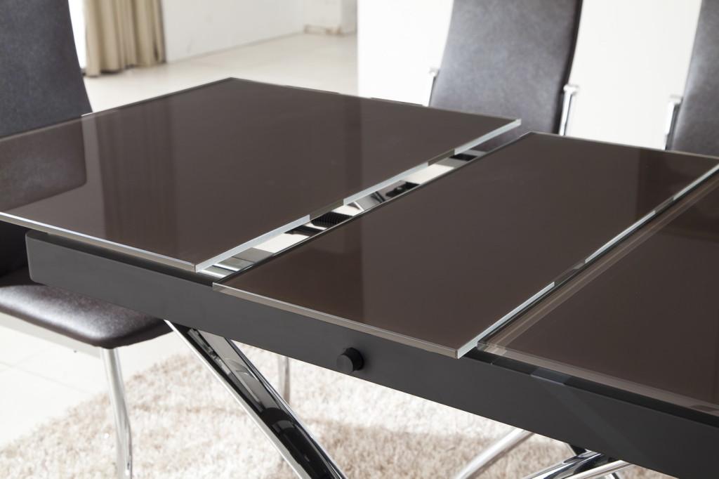 стол трансформер в гостиной идеи