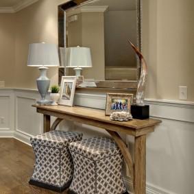 столик в прихожую фото декор