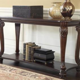 столик в прихожую фото видов