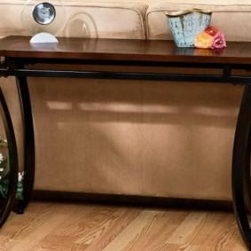столик в прихожую виды декора