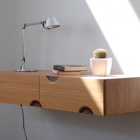 столик в прихожую виды оформления