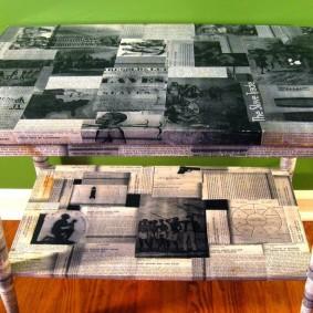 столик в прихожую дизайн