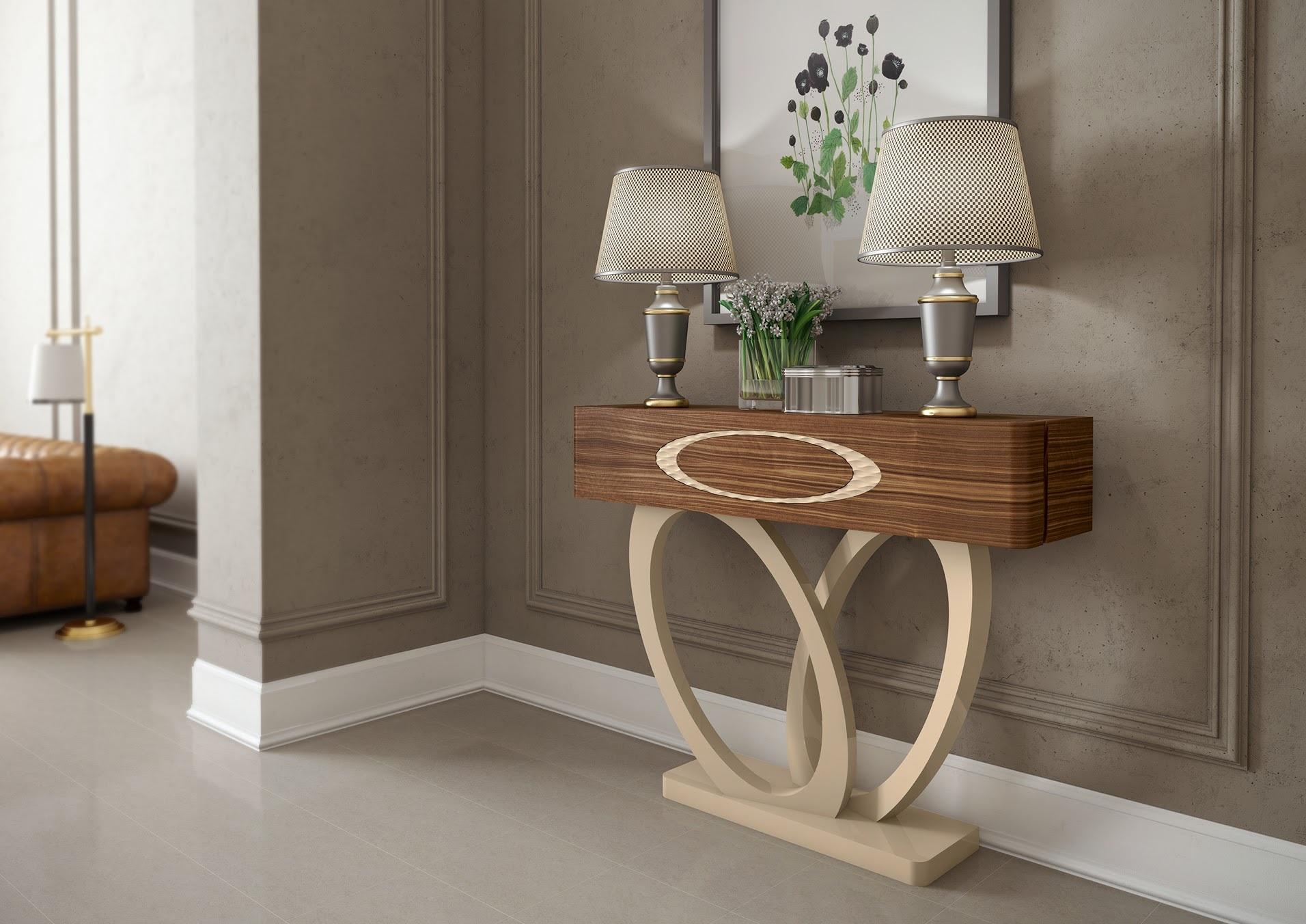 столик в прихожую фото дизайн