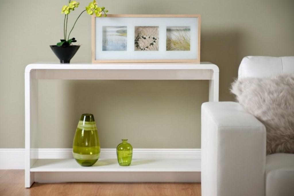 столик в прихожую минимализм