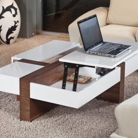 столы и стулья для гостиной идеи виды