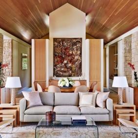 столы и стулья для гостиной идеи интерьер