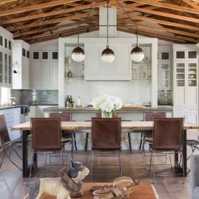столы и стулья для гостиной идеи оформление