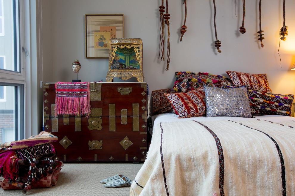 Место для сундука в спальне по фен-шуй
