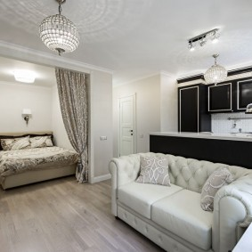 уютная квартира фото интерьер