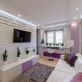 уютная квартира дизайн фото