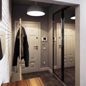 шкаф купе 40 см в прихожую дизайн идеи