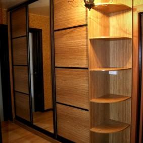 шкаф купе 40 см в прихожую декор