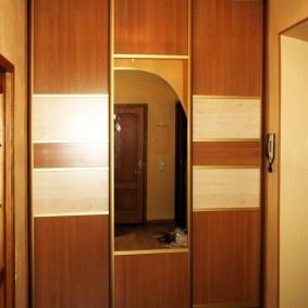 шкаф купе 40 см в прихожую оформление
