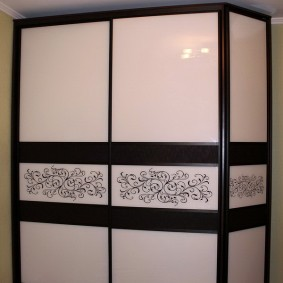 шкаф купе 40 см в прихожую фото оформления