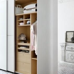 шкаф купе 40 см в прихожую идеи оформления