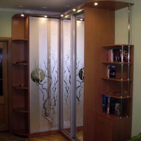 шкаф купе 40 см в прихожую виды