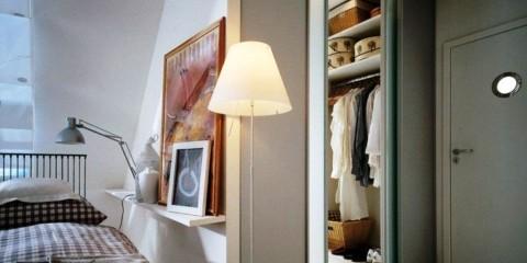 варианты оформления гардеробной