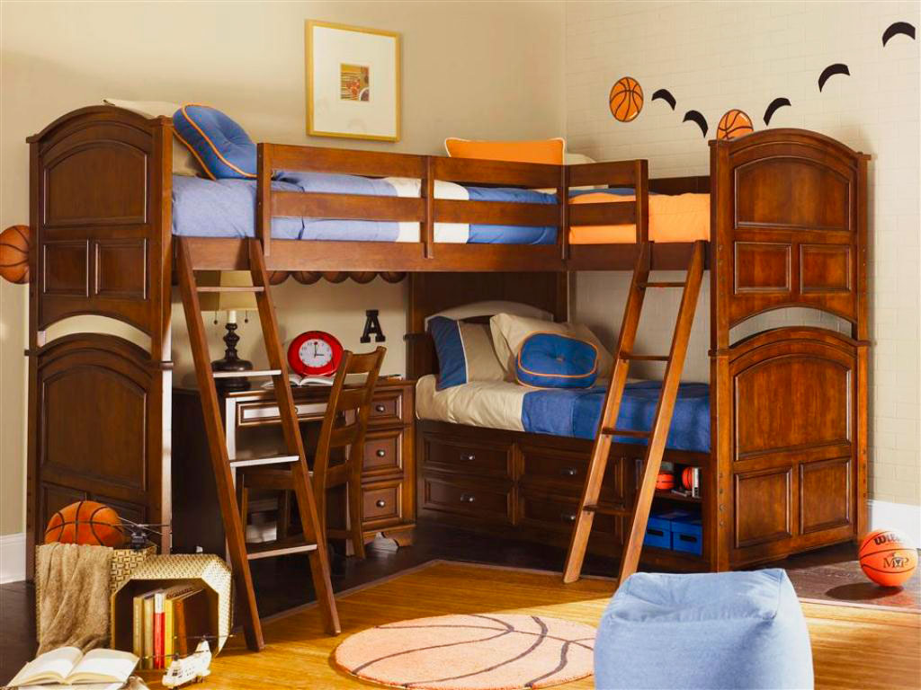 как выбрать детскую деревянную кровать