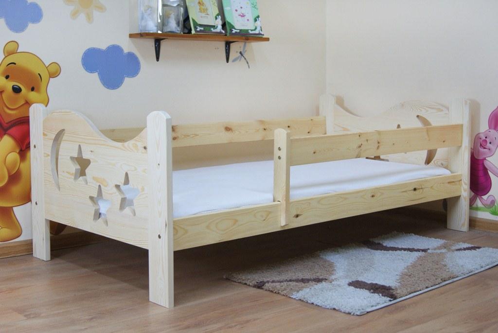 выбираем деревянную детскую кровать