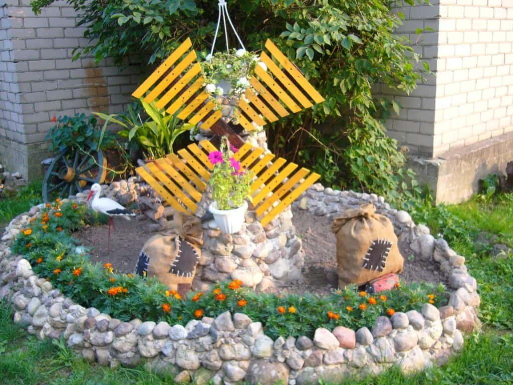 садовые фигуры для дачи