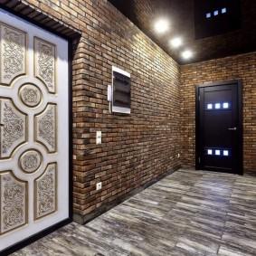 декор прихожей в квартире варианты дизайна