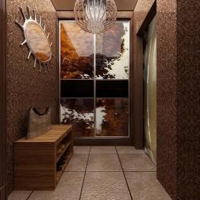 декор прихожей в квартире фото идеи