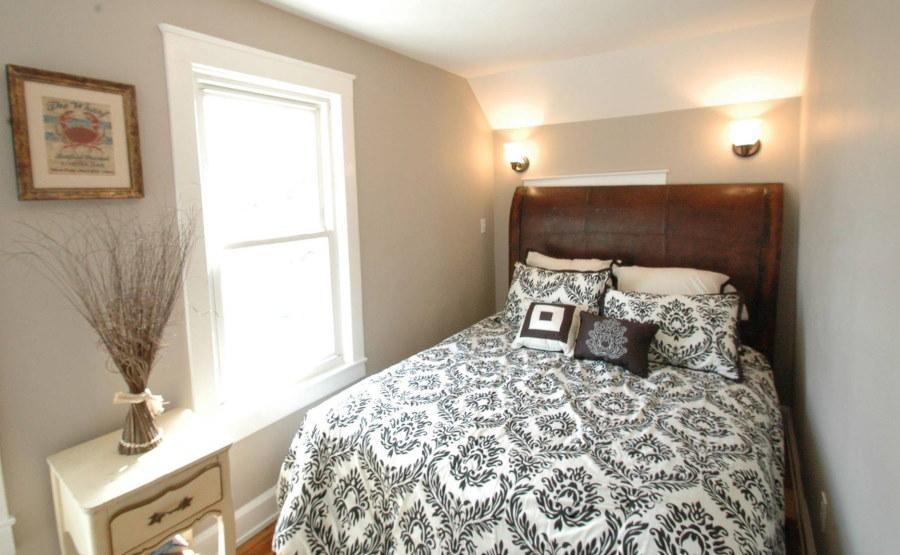 Крохотная комната в стиле прованса