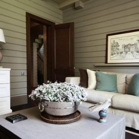двери в зал и гостиную фото декор