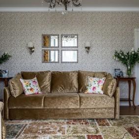 двери в зал и гостиную фото декора