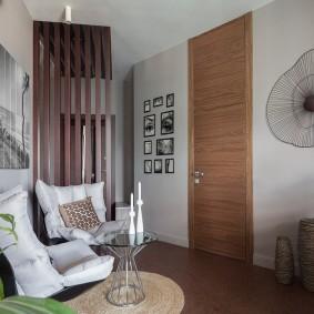 двери в зал и гостиную интерьер идеи