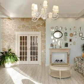двери в зал и гостиную варианты