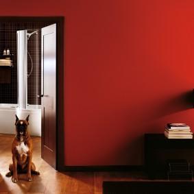 двери в зал и гостиную виды идеи