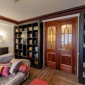 двери в зал и гостиную идеи виды