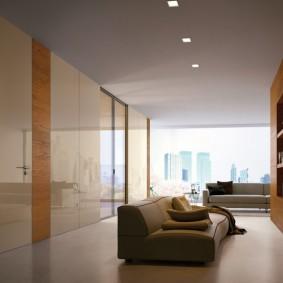 двери в зал и гостиную виды дизайна