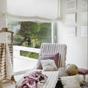 двойные шторы для зала идеи оформление