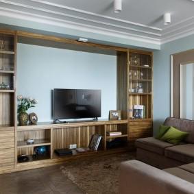 Стильная мебель для квартиры старой застройки