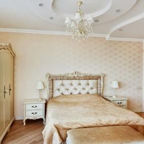 Меблировка спальни в классическом стиле