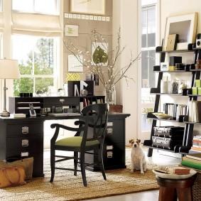 Полка-этажерка для книг и документов