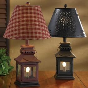 Винтажные лампы под старинные светильники