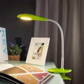 Светодиодный светильник в современном стиле