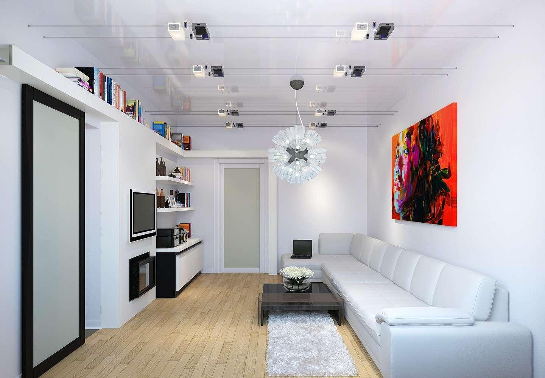 фото маленькой гостиной