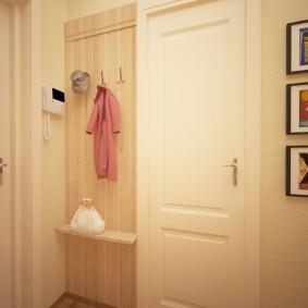 Дизайн коридора в малогабаритной квартире