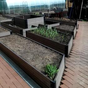 Огородные грядки из качественного пластика