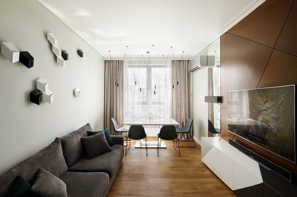 гостиная 18 кв м дизайн идеи