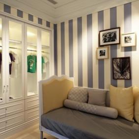 гостиная 4 на 4 метра фото декора