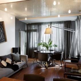 гостиная комната 18 кв м идеи декор