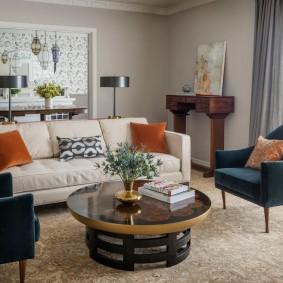 гостиная комната 18 кв м идеи декора