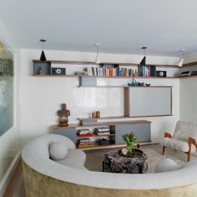 гостиная комната 18 кв м идеи варианты