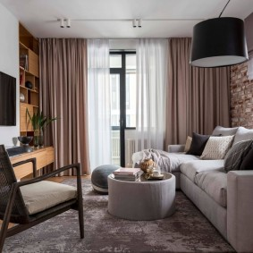 гостиная комната 20 кв м декор