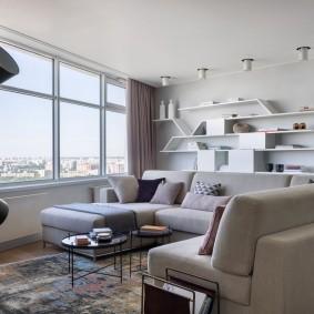 гостиная комната 20 кв м интерьер